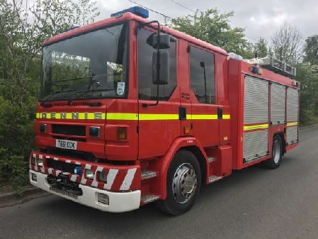 For Sale Dennis Fire Engine