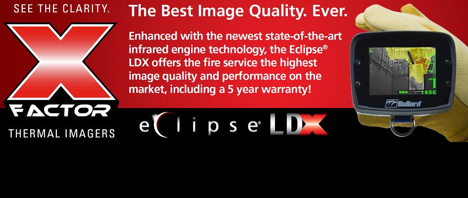 Bullard LDX Thermal Imaging Camera