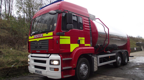 For Sale MAN Water Tanker
