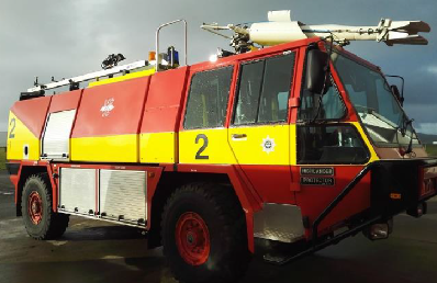 For Hire Protector 4x4 6,000ltrs