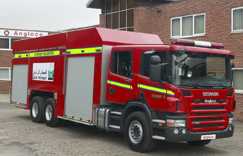 Angloco Limited - Fire Fighting and Rescue Vehicles and