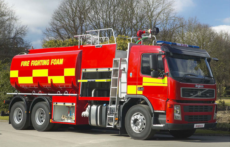 Angloco Foam Tanker - 13000