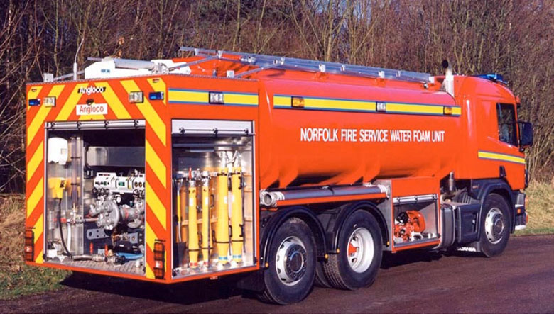 Angloco Water/Foam Carrier - 14000