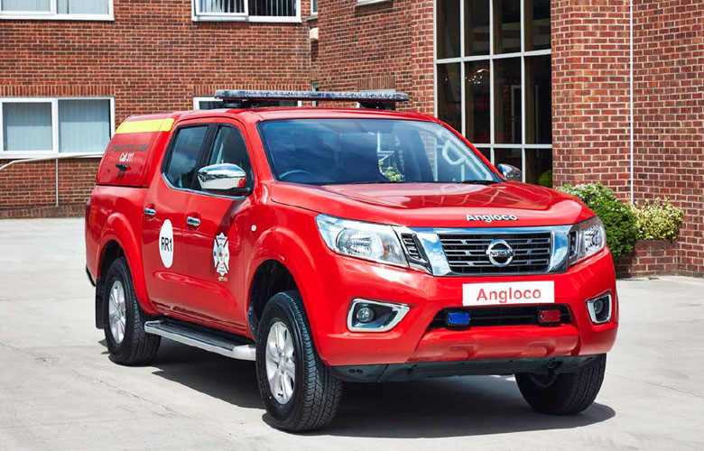 Fire Response Vehicle - 230