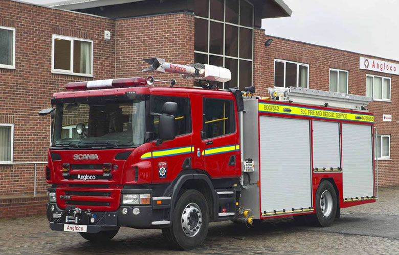 Angloco Limited - Fire Fighting and Rescue Vehicles and Equipment
