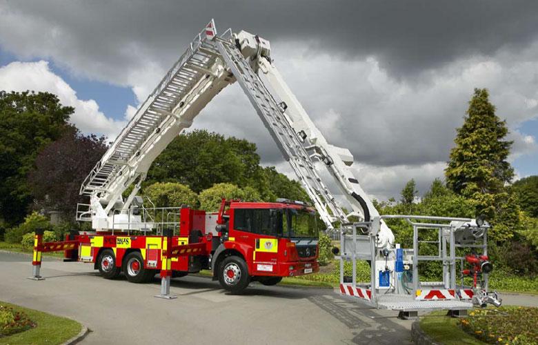 Bronto Skylift  F32RLER Aerial Ladder Platform