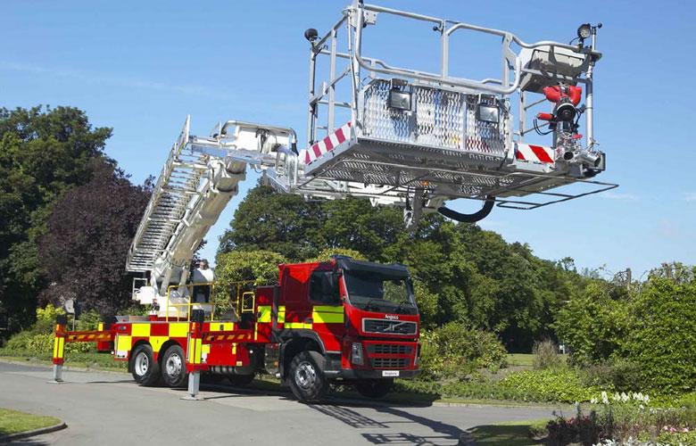 Bronto Skylift  F32RLX Aerial Ladder Platform