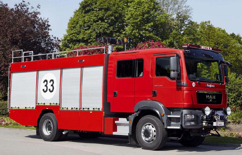 Angloco Hose/Foam Carrier - 3650