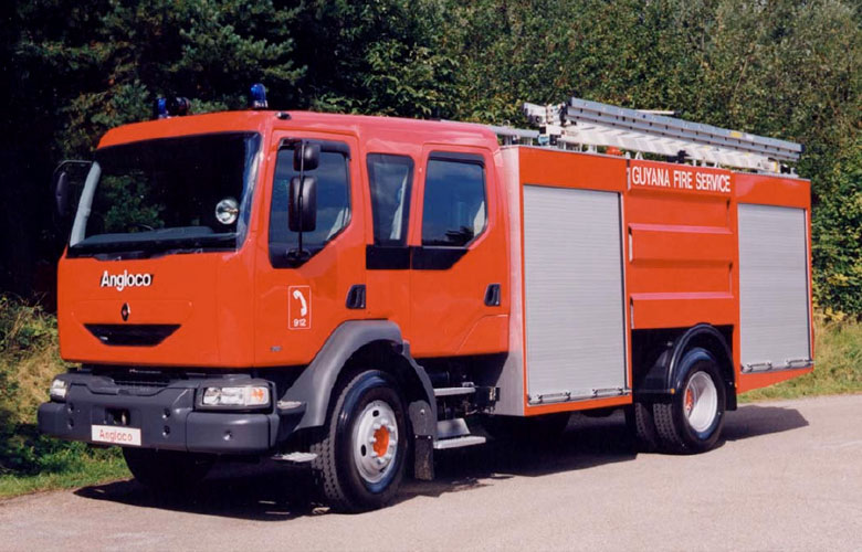 Renault Water/Foam Tender - 4800