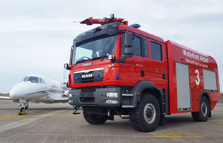 Airport Rescue and Firefighting Vehicle - 5600