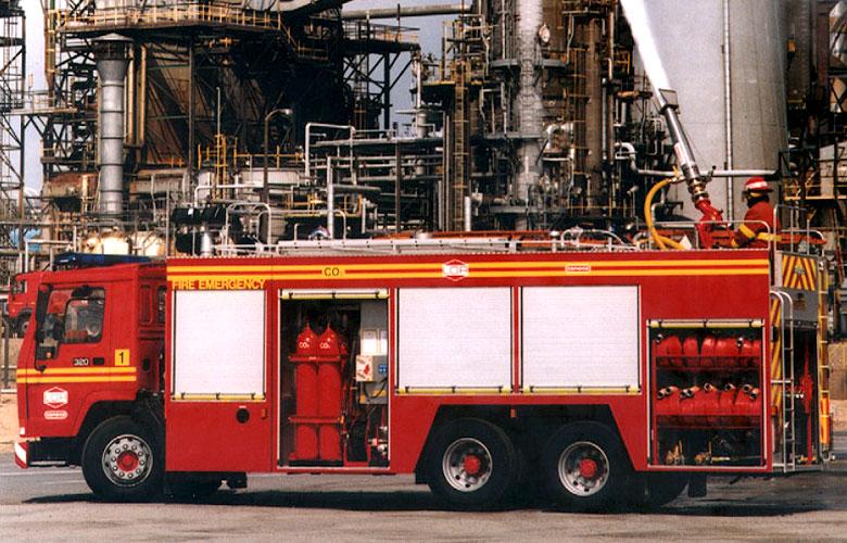 Multi-Media Refinery Tender - 8100