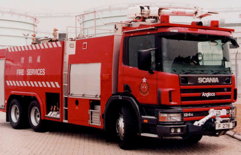 First Intervention Vehicle - 9500