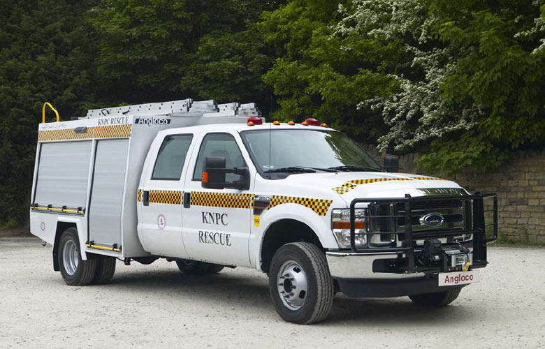 Emergency Rescue Vehicle - Ford