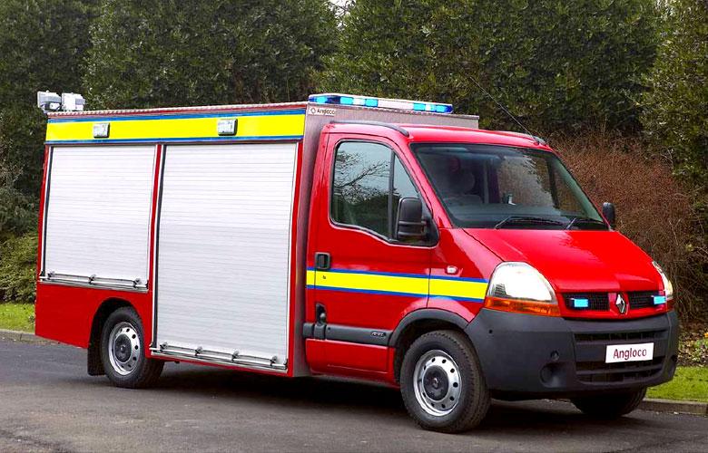 Incident Response Unit - Renault