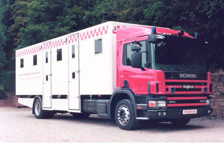 Major Incident Control Unit
