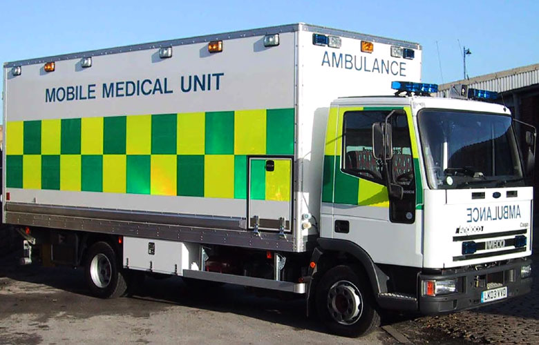 Major Incident Mobile Medical Unit