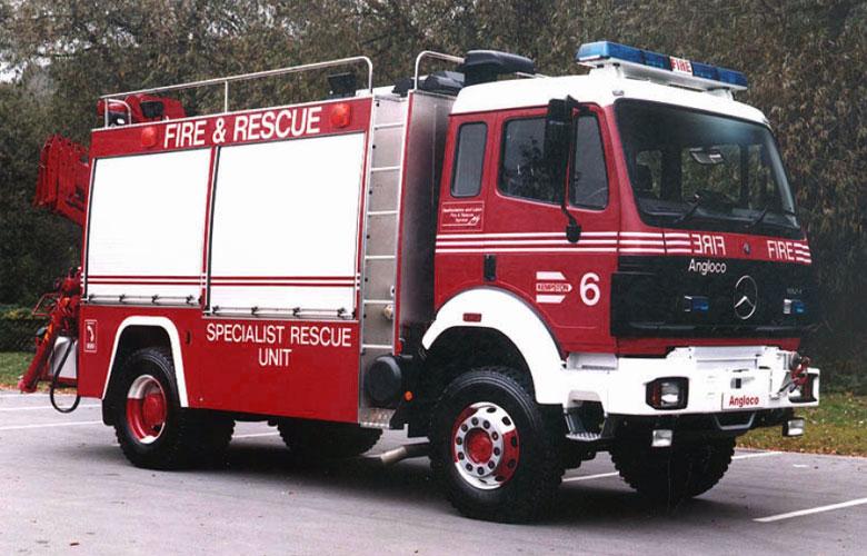 Specialist Rescue Unit