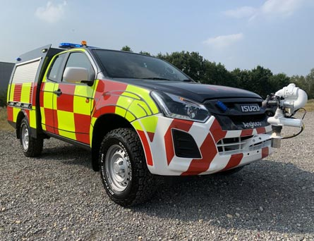 For Sale Aerodrome Tactical Response Vehicle (ATRV)