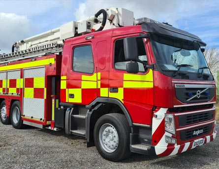 For Sale - Bronto Skylift F28ALR 2013 Combined Aerial Pumping Appliance
